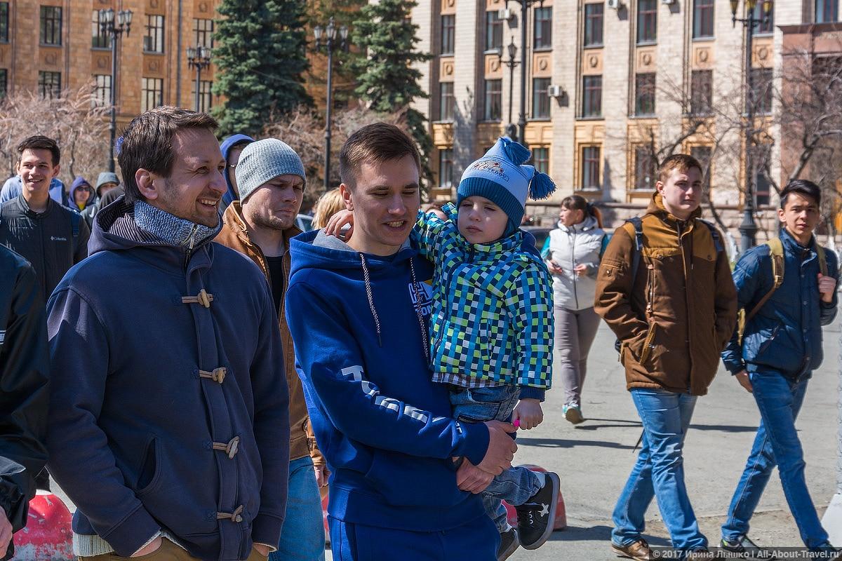 "CHelyabinsk Protesty 6 - Митинг ""Он нам не царь"" в Челябинске - Как проходят акции протеста на Урале?"