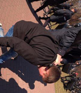 Протесты в Челябинске