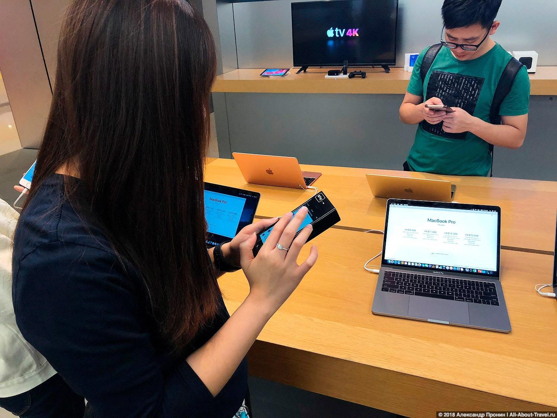 11 Apple Store v Gonkonge - Посещение Apple Store в Гонконге, или стоит ли ехать в Гонконг за новыми iPhone?