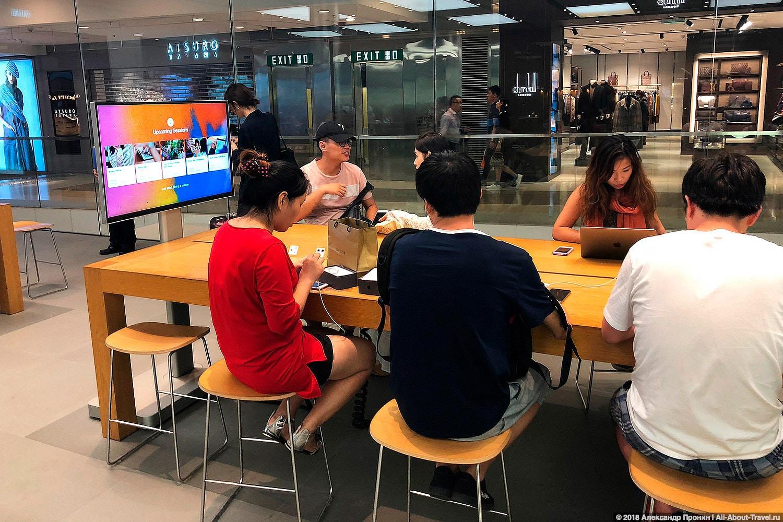 13 Apple Store v Gonkonge - Посещение Apple Store в Гонконге, или стоит ли ехать в Гонконг за новыми iPhone?