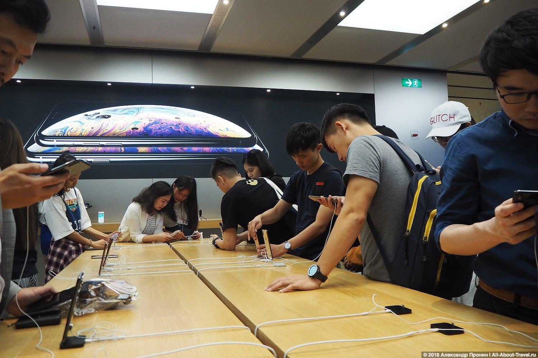 20 Apple Store v Gonkonge - Посещение Apple Store в Гонконге, или стоит ли ехать в Гонконг за новыми iPhone?