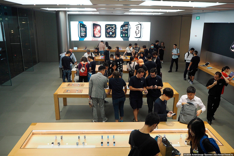 22 Apple Store v Gonkonge - Посещение Apple Store в Гонконге, или стоит ли ехать в Гонконг за новыми iPhone?