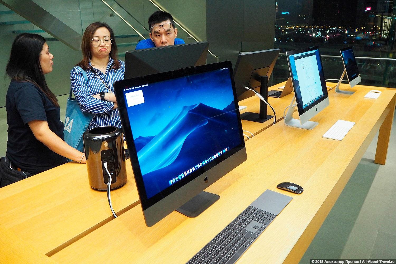 23 Apple Store v Gonkonge - Посещение Apple Store в Гонконге, или стоит ли ехать в Гонконг за новыми iPhone?