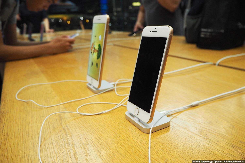 24 Apple Store v Gonkonge - Посещение Apple Store в Гонконге, или стоит ли ехать в Гонконг за новыми iPhone?