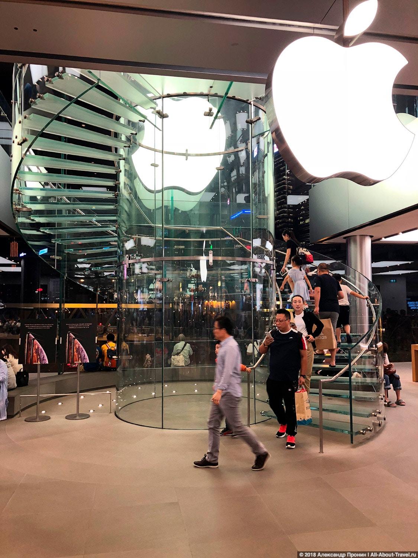 5 Apple Store v Gonkonge - Посещение Apple Store в Гонконге, или стоит ли ехать в Гонконг за новыми iPhone?