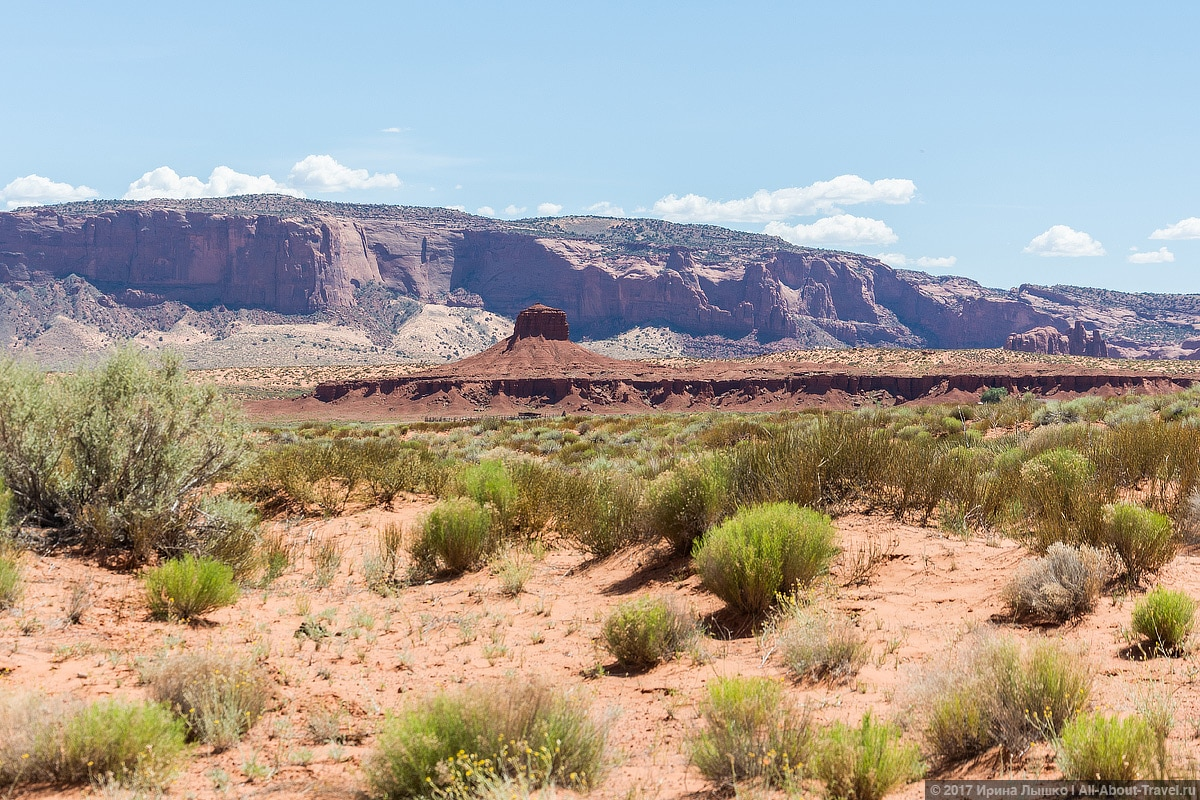 20 Dolina Monumentov - Долина монументов и Подкова - бесподобная природа США