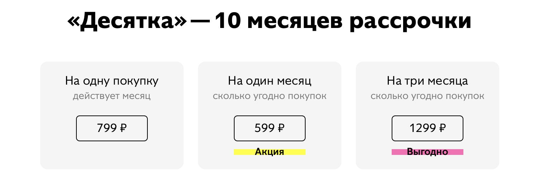 karta sovest 10 - Честный отзыв: карта рассрочки Совесть, в чем подвох?