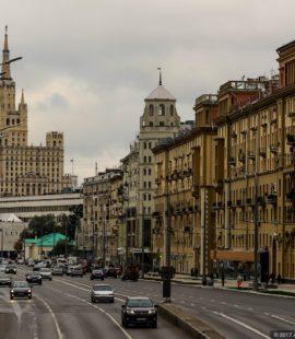 Садовое кольцо, Москва