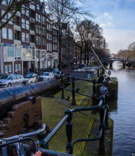 Каналы-Амстердама