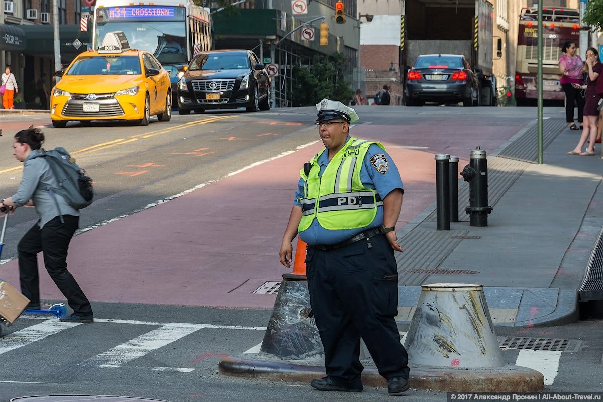Полицейский-Нью-Йорк