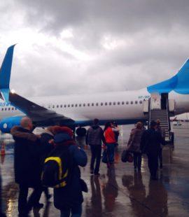перелет авиакомпанией победа
