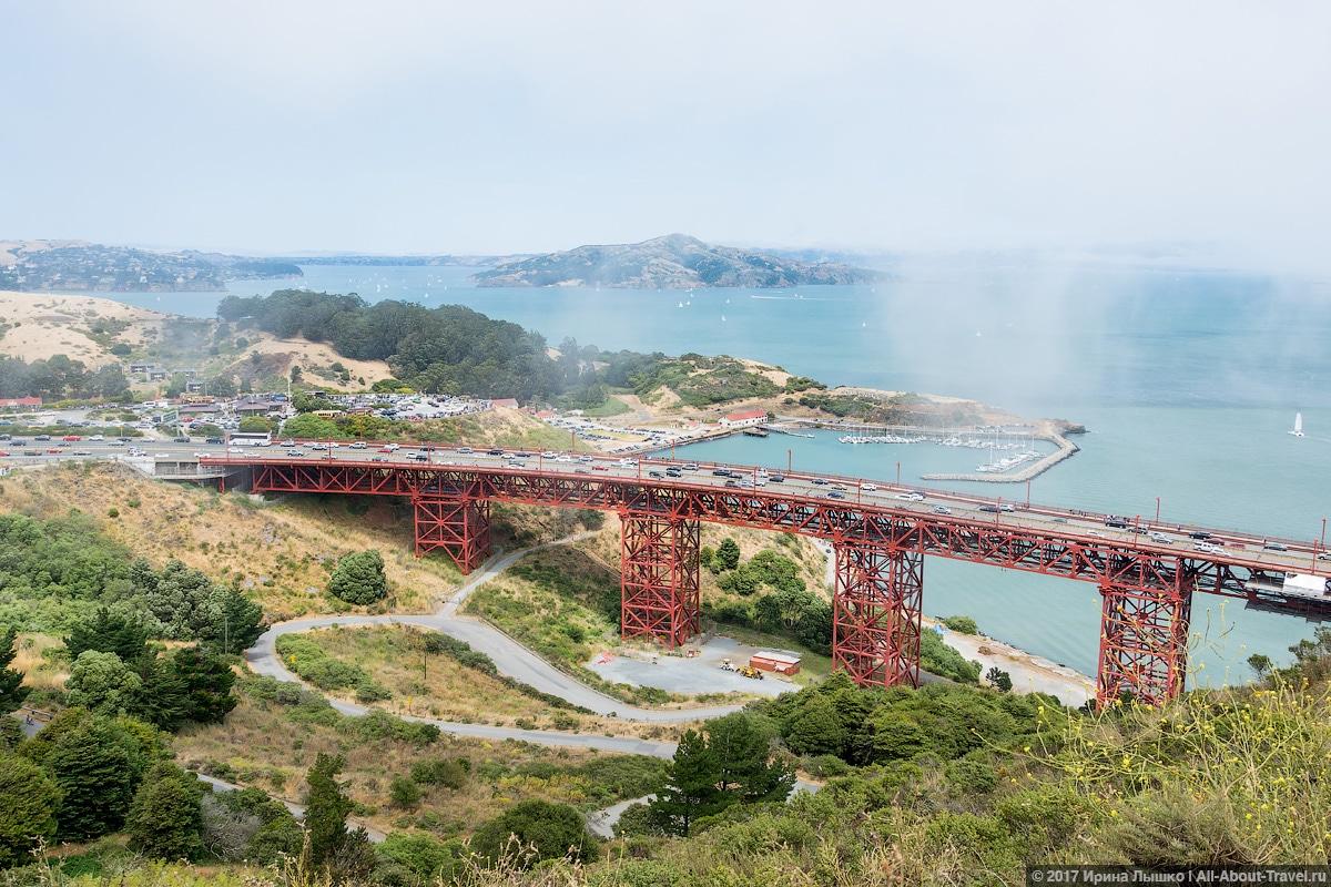 Сан-Франциско, Залив, Золотые-Ворота