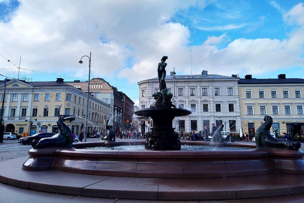 Заполнение анкеты на визу в Финляндию