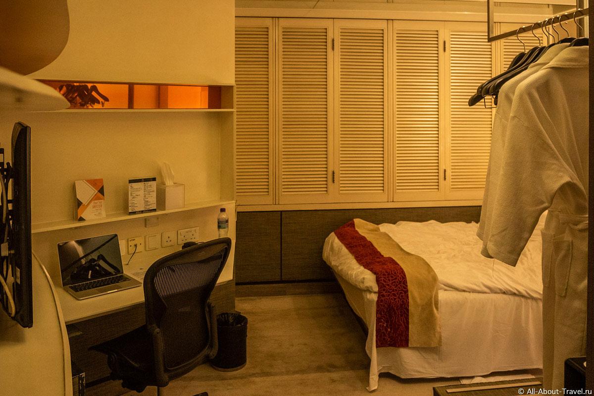 Гонконг, отель