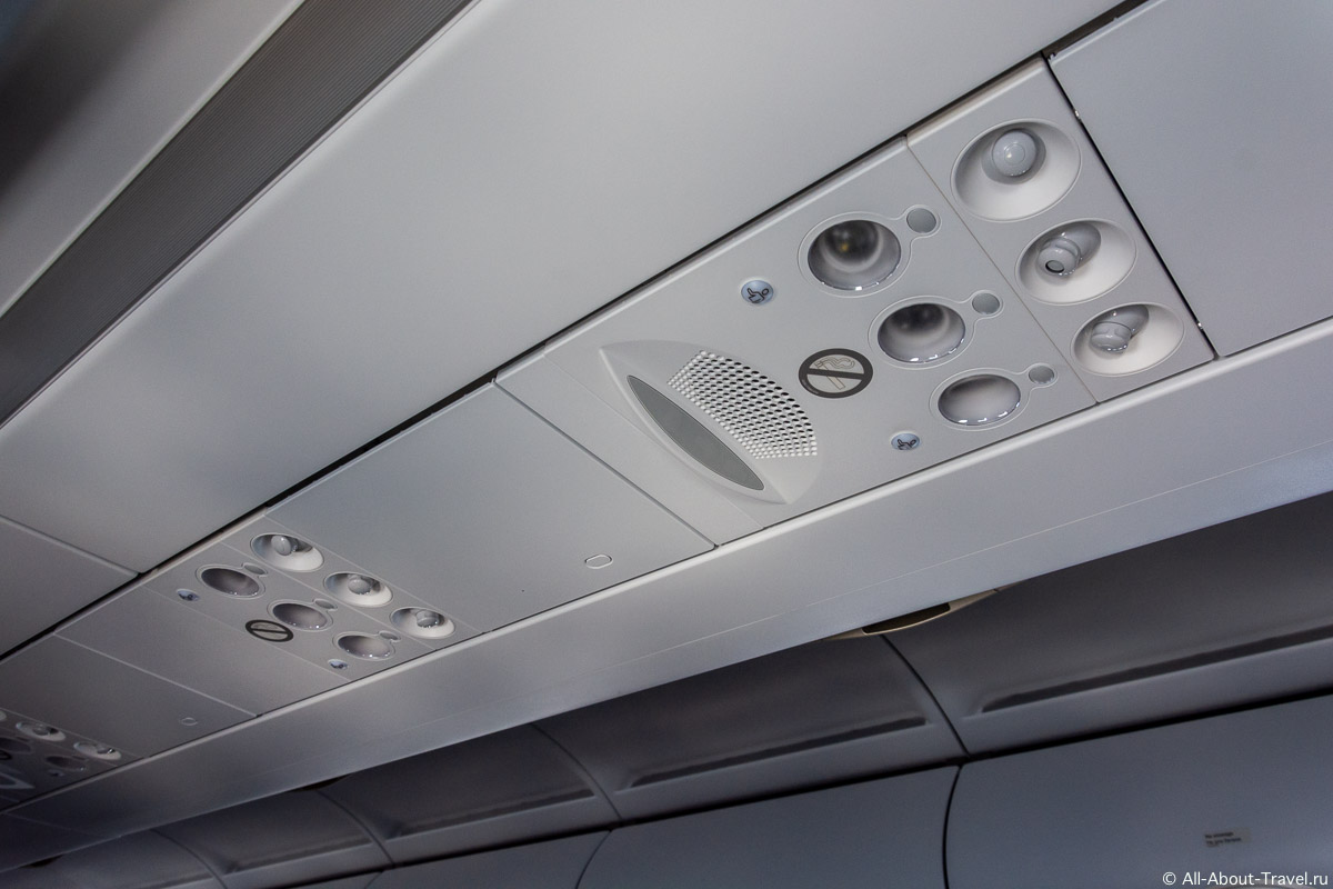 Обзор самолета A320 Neo авиакомпании s7
