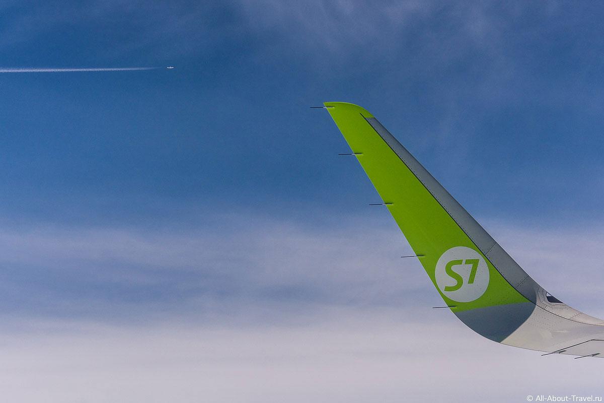 Обзор перелета в Пекин с авиакомпанией S7