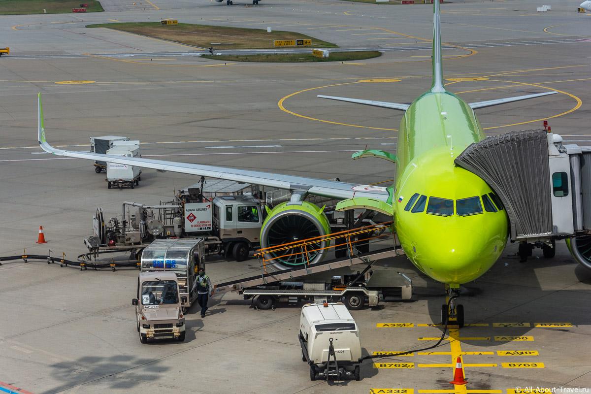 Как дешево улететь в Китай, авиакомпания s7